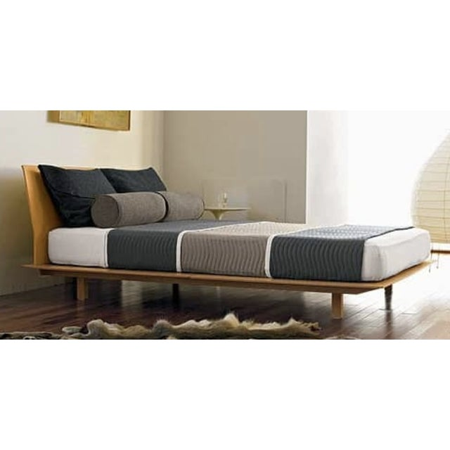Contemporary Leggero Queen Bed by Design Within Reach For Sale - Image 3 of 13