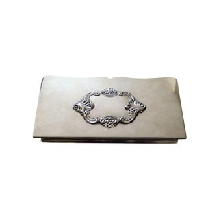 Wallace Baroque 202 Sliver-plate Box