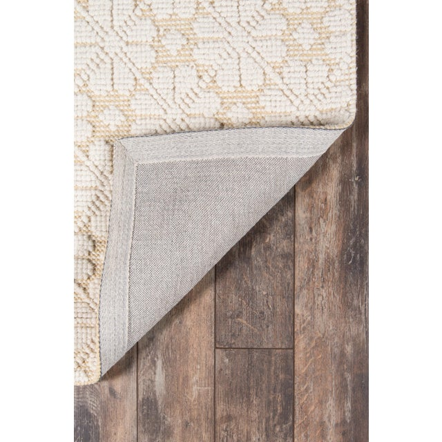 """Madcap Cottage Lisbon Seville Yellow Area Rug 2'3"""" X 8' Runner For Sale In Atlanta - Image 6 of 8"""