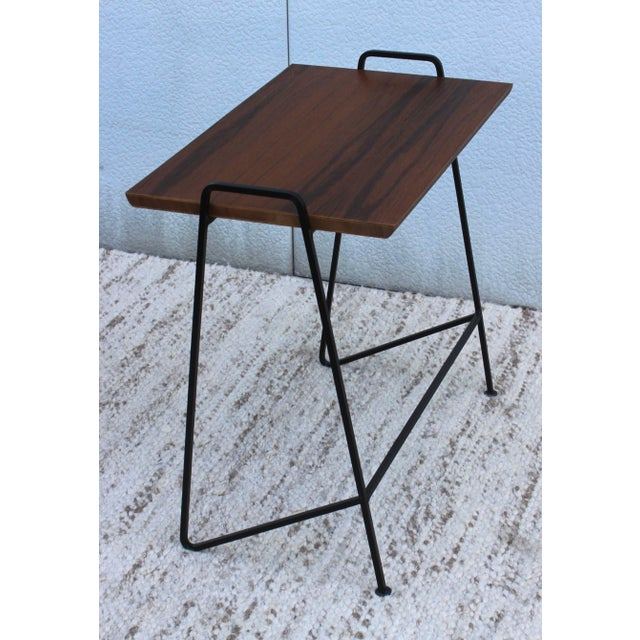 Tony Paul Modernist Nesting Tables For Sale - Image 9 of 11