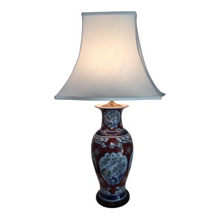 Colonial Style Ceramic Table Lamp