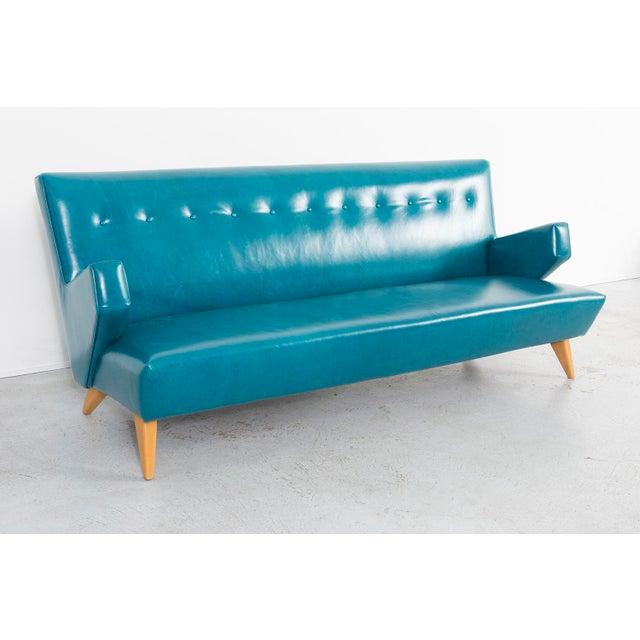 Jens Risom Model 37 Sofa For Sale - Image 10 of 10