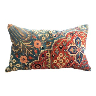 19th C. High Quality Rug Body Pillow For Sale