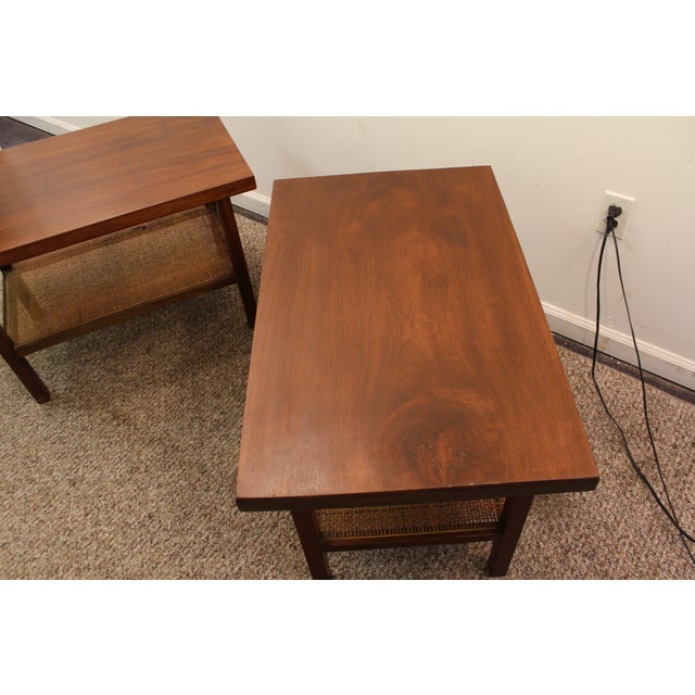 E. Paul Browning Mid-Century Side Tables - A Pair - Image 7 of 11