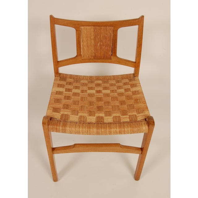 Edmond Spence Side Chair for Industria Mueblera For Sale - Image 7 of 8