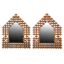 Image of Folk Art Mirrors