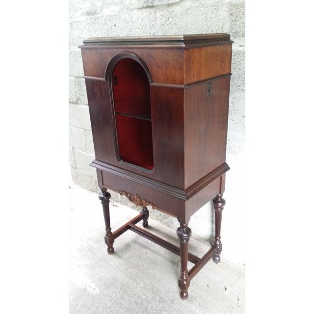 Vintage Radio Cabinet - Image 2 of 7
