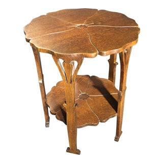Stickley Mission Collection 89-028 Grand Poppy Table