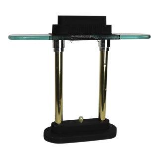 1980s Sonneman for Kovacs Postmodern Table Desk Lamp For Sale
