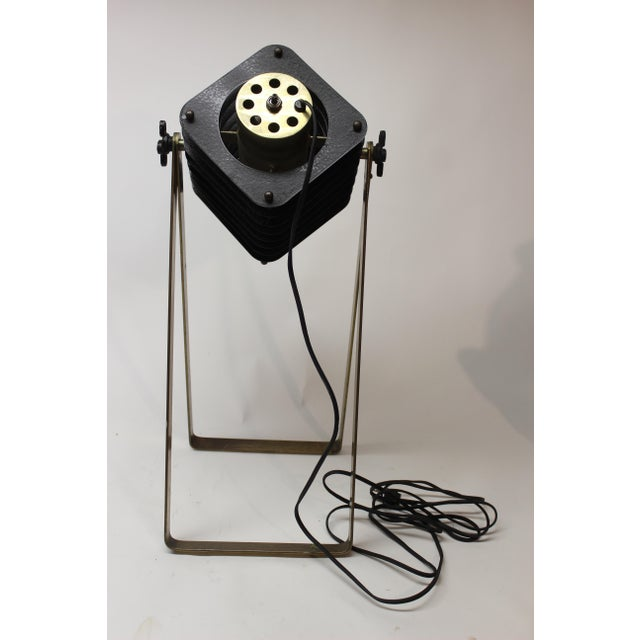 1970s Custom Curtis Jere Table Lamp For Sale - Image 5 of 8