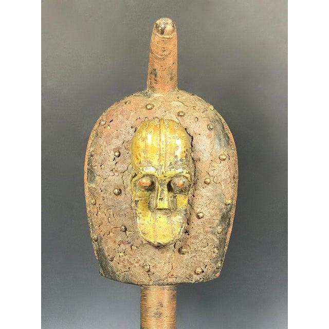 African Art Bakota Reliquary Guardian Figure From Gabon - Image 5 of 11