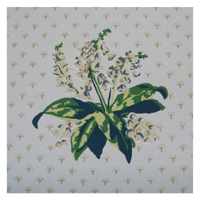 Vintage Wallpaper Roll - The Twigs Floral - Image 1 of 8
