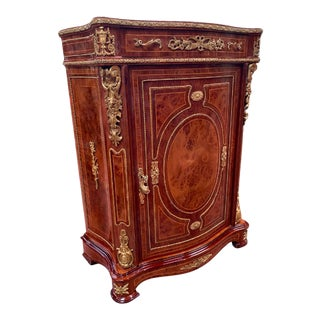 19th Century Louis XV French Style Credenza For Sale