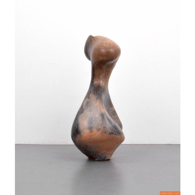 Massive Rhoda Hepner Ceramic Vessel - Image 3 of 6