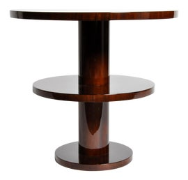 Image of Art Deco Center Tables