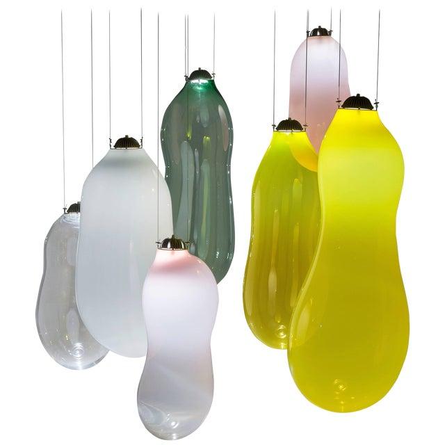 Big Bubble Pendants, Colored Edition, Alex de Witte For Sale