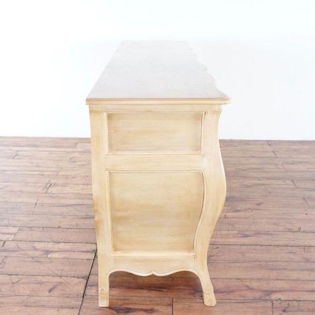2010s Henredon Tan Triple Dresser For Sale - Image 5 of 9