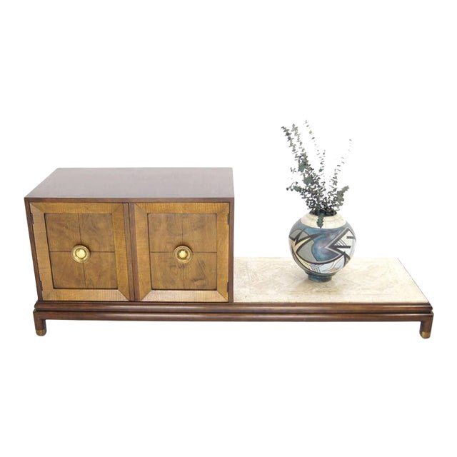 Renzo Rutily Mid-Century Modern Credenza For Sale