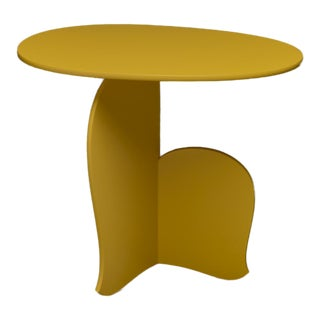 "Hozan Zangana, Sidetable ""Nane Tiri"", Customizable For Sale"
