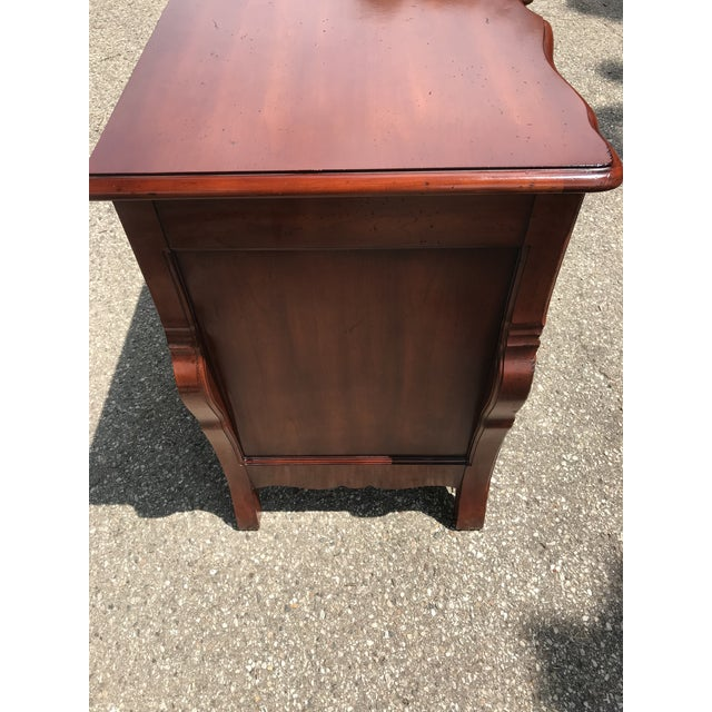 Late 20th Century Cherry Dresser by John Widdicomb For Sale - Image 5 of 11