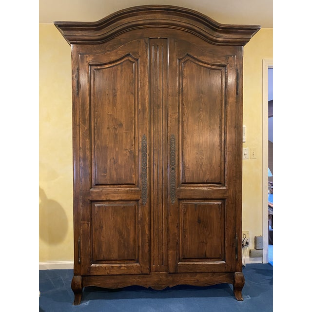 Early 20th Century French Antique Armoire For Sale - Image 12 of 12