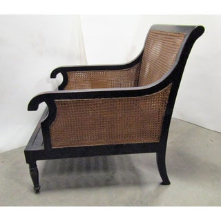 Idyllwild Canned and Wood Accent Side Chair Preview