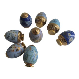 Hand Painted Eggs - Set of 8