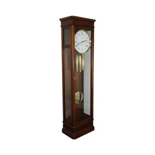 Howard Miller Grandfather Clock Model 610-508 Classic Empire Style For Sale