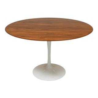 Wood Veneer Top Knoll Tulip Table