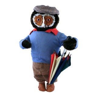 Abercrombie & Fitch Owl Golfer For Sale
