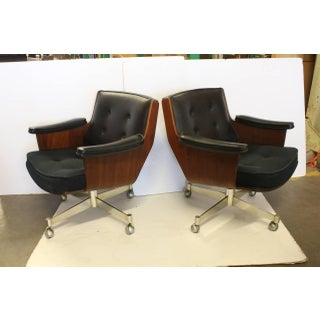 Thonet Executive Swivel Desk Chair Preview