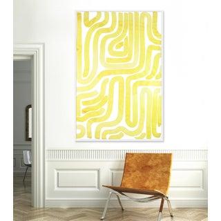 "XL ""Sunshine Pool"" Print by Kate Roebuck, 45"" X 64"" Preview"
