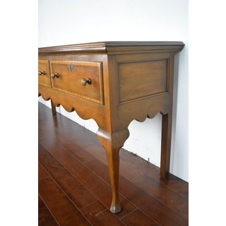 Queen Anne Style Sideboard Preview