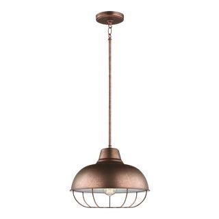 LouisaOne Light Pendant, Copper For Sale