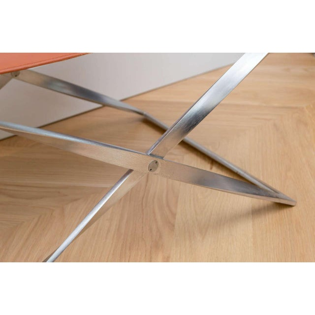 "Poul Kjaerholm ""Pk91"" Folding Stool - Image 8 of 10"