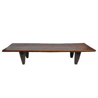Senufo Tribal Bench Table For Sale