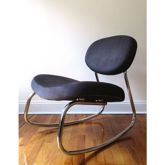 Modern Rocking Chair - Image 3 of 10