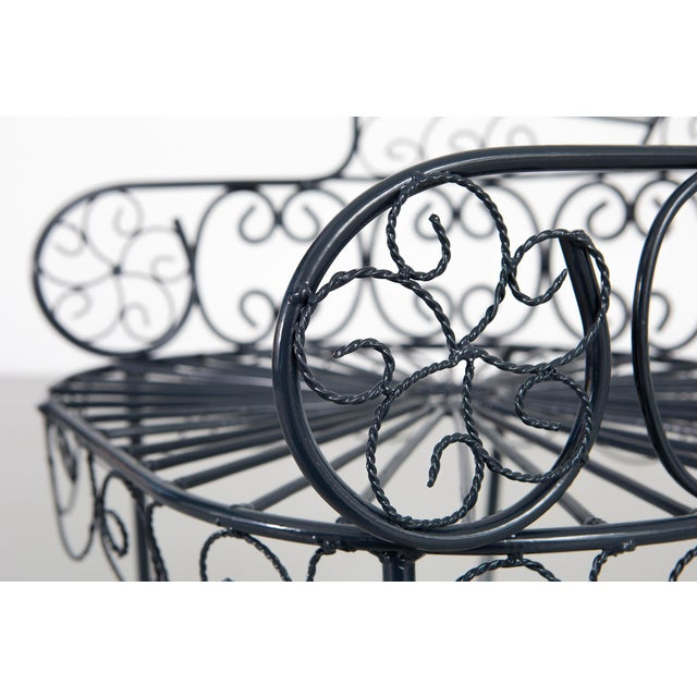 Set of Salterini Peacock Chairs - a Pair For Sale - Image 9 of 12