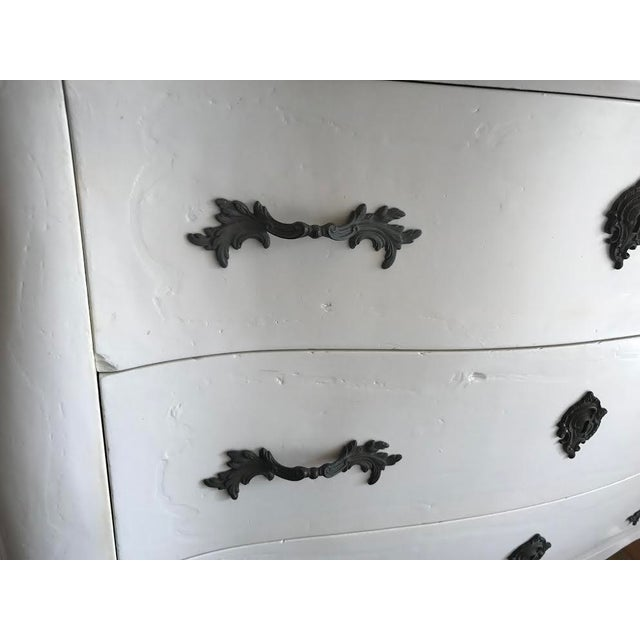 Marble Top French Country Chest - Image 6 of 10