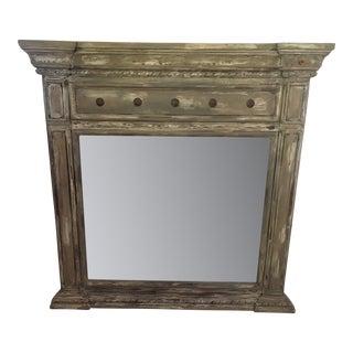Rustic Shabby Mirror by TG Design
