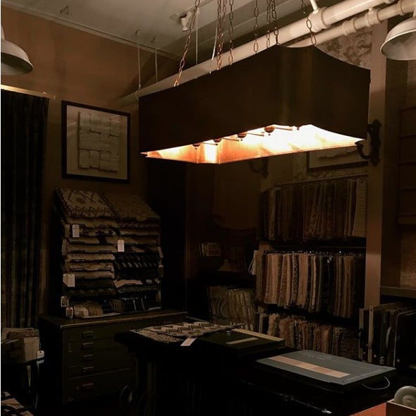 Plymouth Chandelier For Sale In Chicago - Image 6 of 7