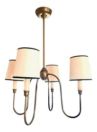 Image of Antique Brass Finish Lighting