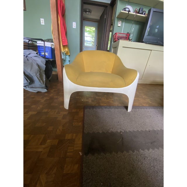 1960s 1960s Sergio Mazza Lounge Chairs - A Pair For Sale - Image 5 of 7