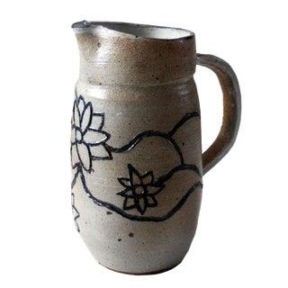 Studio Pottery Pitcher