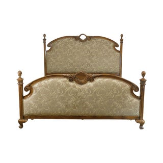 """Jeffco French Louis XV Style """"Embassy"""" King Bed For Sale"""
