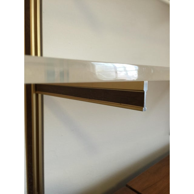 Vintage Lucite Wall-Mounted Shelf - Image 6 of 6