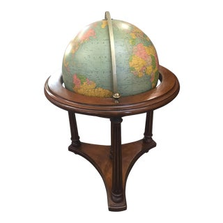 "Comprehensive Replogle Globe on Stand 16"" For Sale"