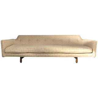 Modernist Sofa Designed by Edward Wormley for Dunbar For Sale