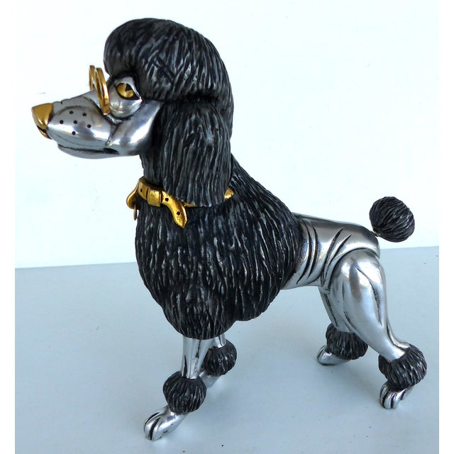 Articulated Poodle Sculpture - Image 5 of 11