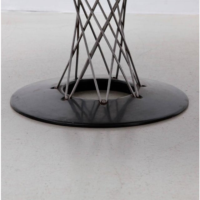 Mid-Century Modern Early Isamu Noguchi Cyclone Dining Table for Knoll For Sale - Image 3 of 5